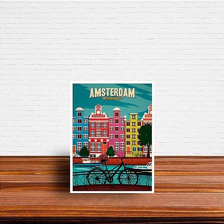 Azulejo Decorativo Amsterdam
