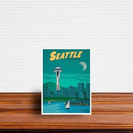 Azulejo Decorativo Seattle