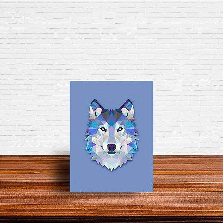 Azulejo Decorativo Geométrico Lobo