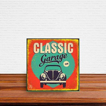 Azulejo Decorativo Classic Garage