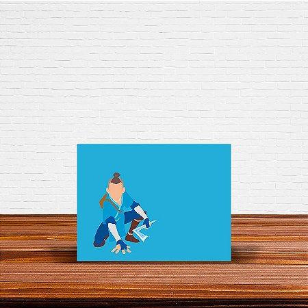 Azulejo Decorativo Minimalista Sokka