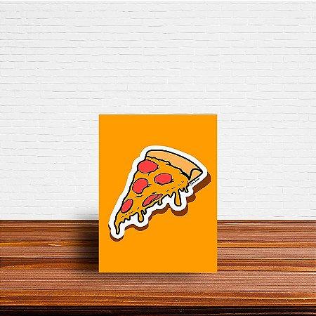 Azulejo Decorativo Pizza