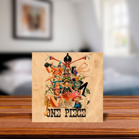 Azulejo Decorativo One Piece
