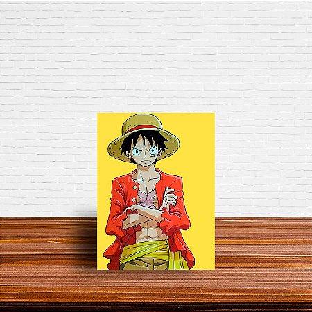 Azulejo Decorativo Luffy