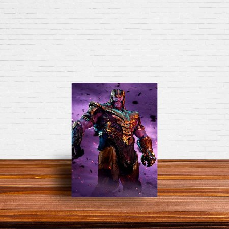 Azulejo Decorativo Thanos