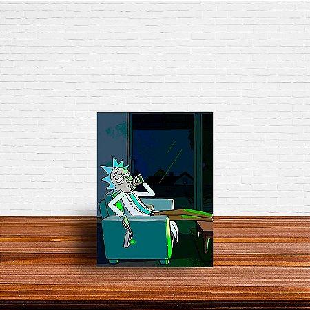 Azulejo Decorativo Rick 3