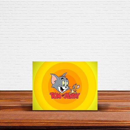 Azulejo Decorativo Tom and Jerry
