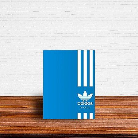 Azulejo Decorativo Adidas