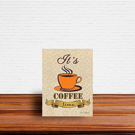 Azulejo Decorativo Coffe Time 1