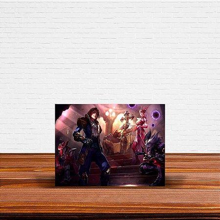 Azulejo Decorativo League Of Legends