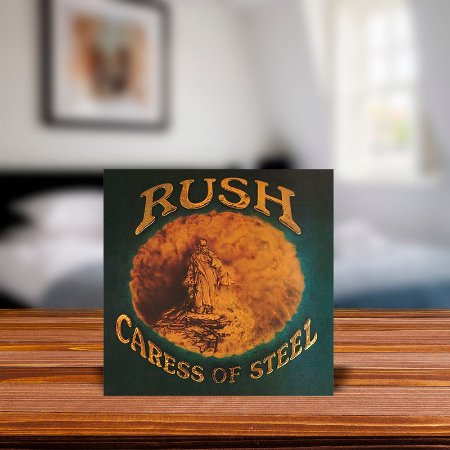 Azulejo Decorativo Rush Caress Of Steel