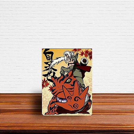 Azulejo Decorativo Jiraiya