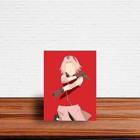 Azulejo Decorativo Minimalista Sakura
