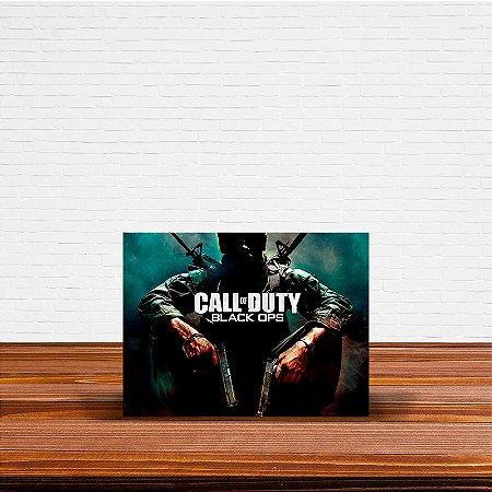Azulejo Decorativo Call Of Duty Black Ops