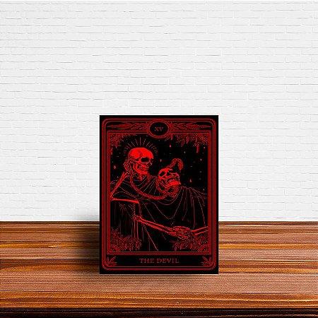 Azulejo Decorativo The Devil