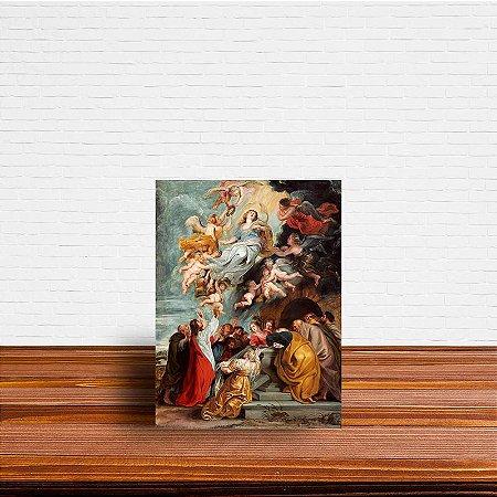 Azulejo Decorativo Assunção da Virgem Maria
