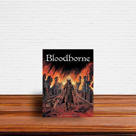 Azulejo Decorativo Bloodborne