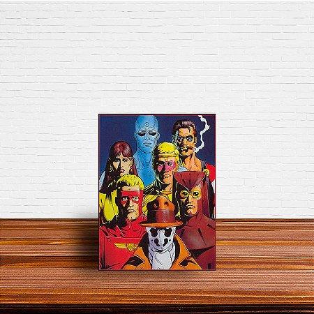 Azulejo Decorativo Watchmen