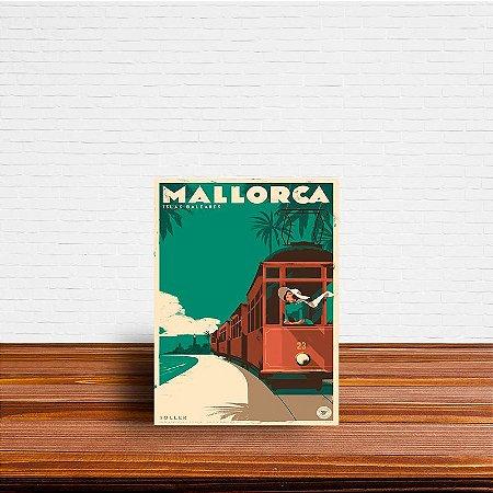 Azulejo Decorativo Mallorca