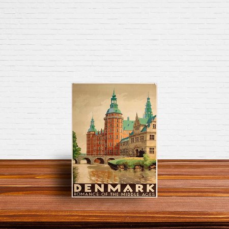 Azulejo Decorativo Dinamarca