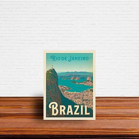 Azulejo Decorativo Rio De Janeiro