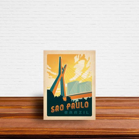 Azulejo Decorativo São Paulo