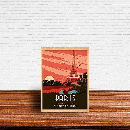 Azulejo Decorativo Paris