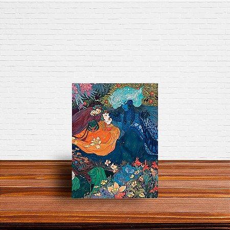 Azulejo Decorativo Em Niwa