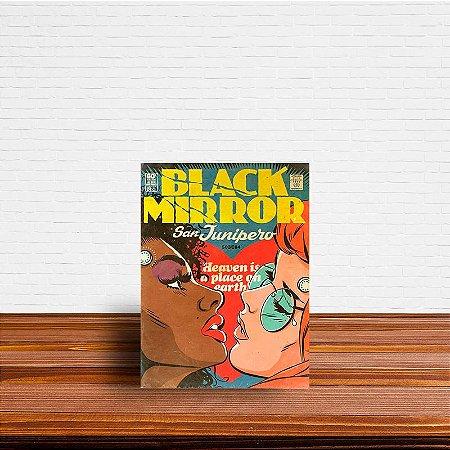 Azulejo Decorativo Black Mirror San Junipero