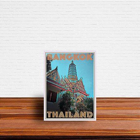 Azulejo Decorativo Bangkok