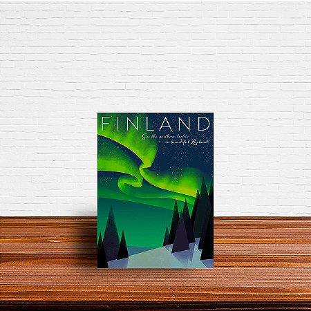 Azulejo Decorativo Finlandia