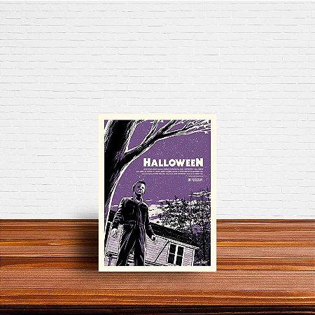 Azulejo Decorativo halloween