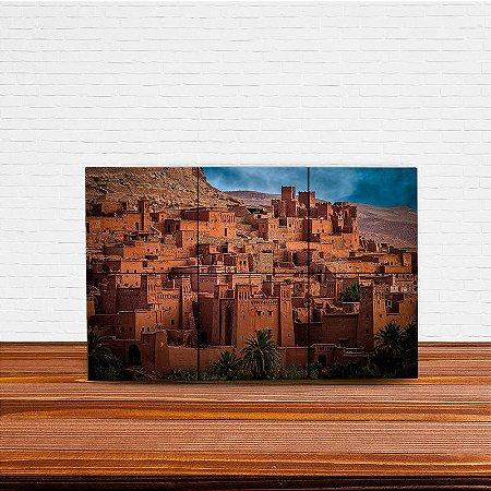 Painel Decorativo de Marrocos (Norte da Africa)