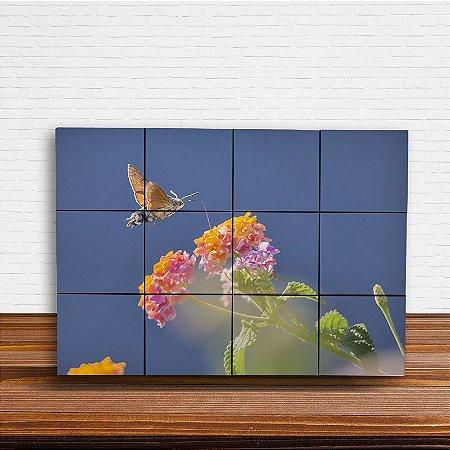 Painel Decorativo Beija-Flor