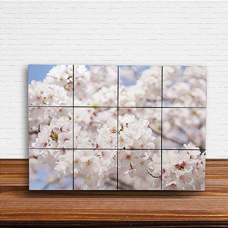 Painel Decorativo Cerejeira Japonesa