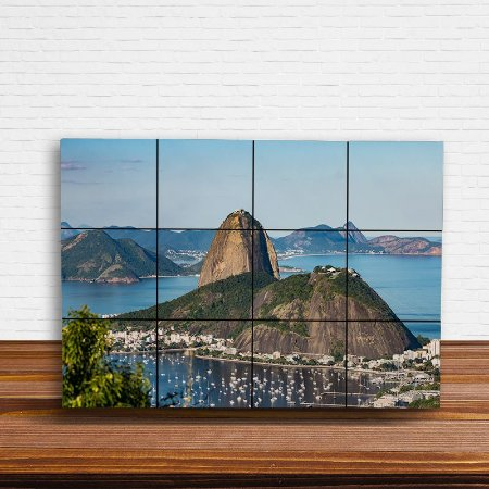 Painel Decorativo Vista Rio de Janeiro