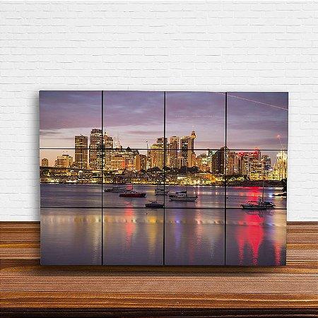 Painel Decorativo Porto de Sydney (Austrália)