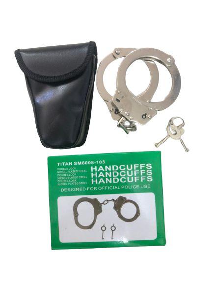 Algema de Corrente Handcuffs