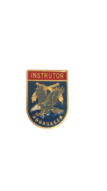 Brevê Instrutor - Abordagem