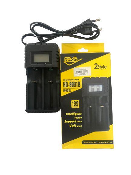 Carregador de baterias inteligente HD 8991B