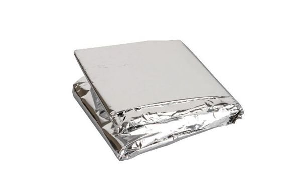 Manta Aluminizada HMC Regaste Adulto 2,10 x 1,40