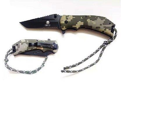Canivete Tático Militar