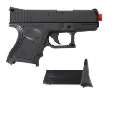 Pistola Airsoft P.698 mola