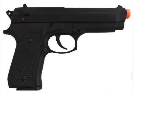 Pistola Airsoft M92 Model Mola