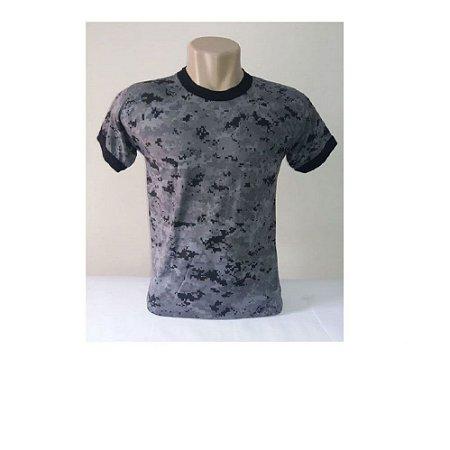 Camiseta Camuflada Digital