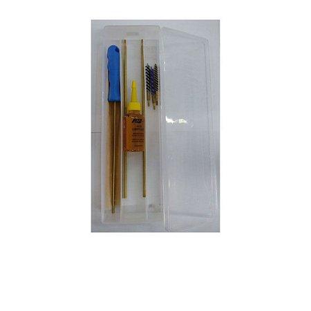 Kit De Limpeza Da Carabina De Pressão 5,5mm