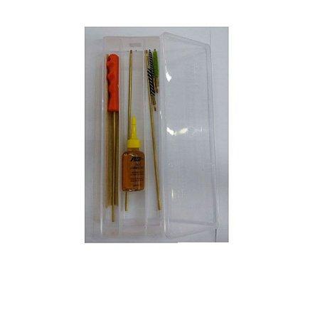 Kit De Limpeza Da Carabina De Pressão 6,00mm