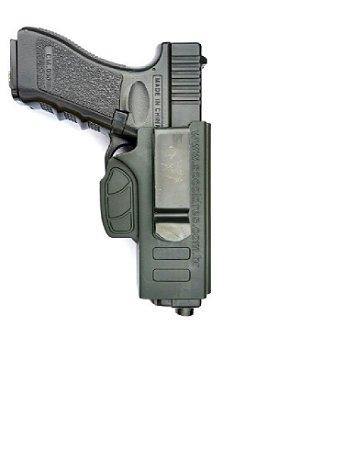 Coldre Velado Para Glock - Destro