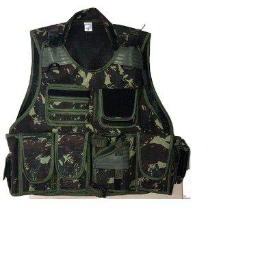 Capa De Colete Modelo SWAT