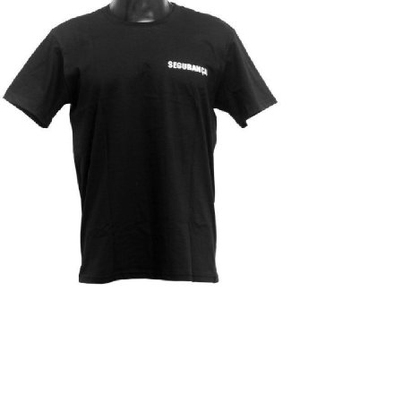 Camiseta Segurança Bravo